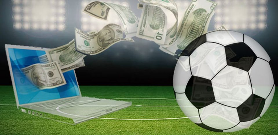 Football online betting